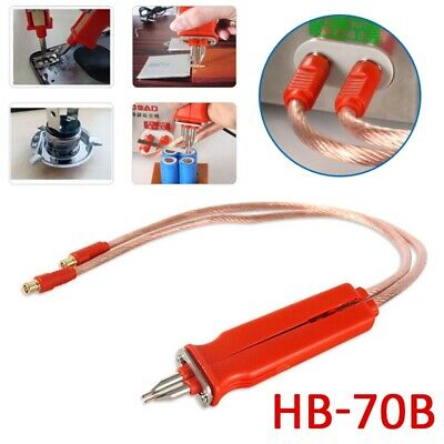 SUNKKO HB-70B O Type Pulse Spot Welder Pen 18650 Battery For 709A 709AD Series