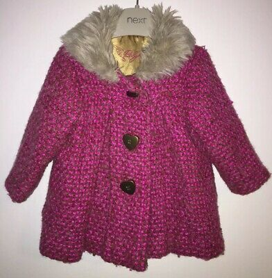 Baby Girls Age 3-6 Months - Winter Coat Baby K - Mothercare