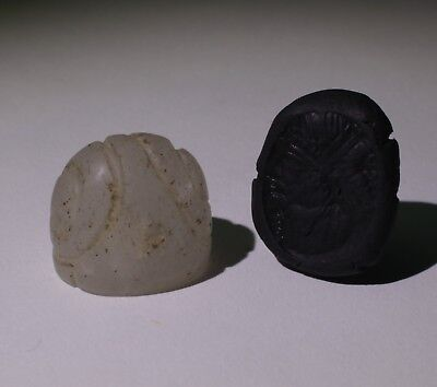 Superb Quality Ancient Carved Rock Crystal Seal - Circa 500Bc  - No Reserve 021