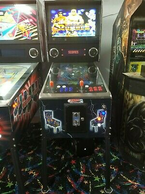VIRTUAL PINBALL MACHINE, pinball x front end, old school