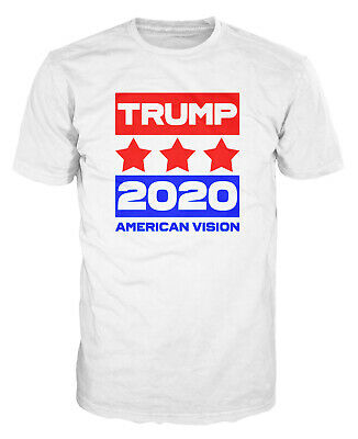 8909367ed Donald Trump 2020 American Vision Pro Elections Campaign Make Great T-shirt