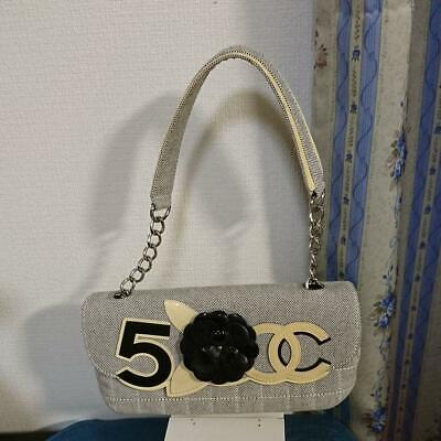 e3031888c08f CHANEL PEWTER PERFORATED Leather Drill Reissue Tote Bag - $1,165.50 ...