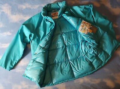 JACKET duvet 80's MONCLER grenoble mod lungo tg.4- XL-2XL made in France RARE