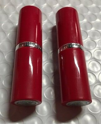 Lot of 2 Clinique  Pop Lip Color + Primer - 08 Cherry Pop, Brand New Full Size