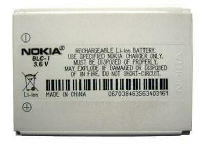 Genuine Nokia Blc-1 Tested Battery For 3310 3410  And Other Nokia Mobile Phones