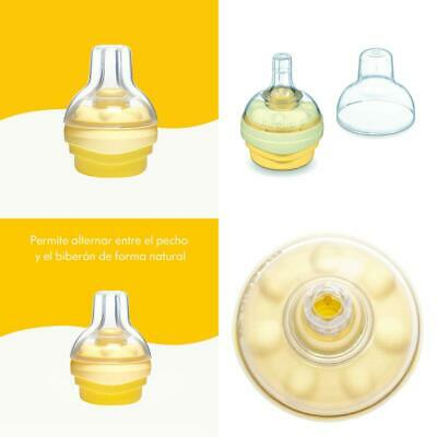 Calma Breastfeeding Device Breastmilk Bottles Scientific Based Behaviour