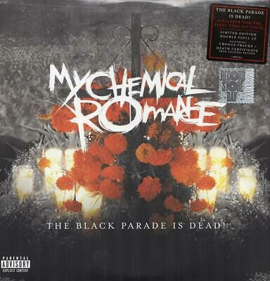My Chemical Romance – The Black Parade Is Dead! 2X Vinyl Lp Rsd (New/Sealed)