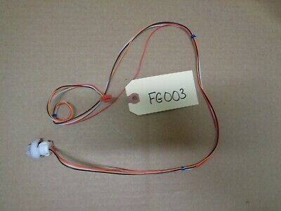Wire Harness /& Retention Clip for WB24X799 GE Microwave Gas Sensor