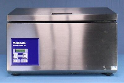 Medisafe Sonic Irrigator SA Ultrasonic Cleaner Instrument Washer with Warranty