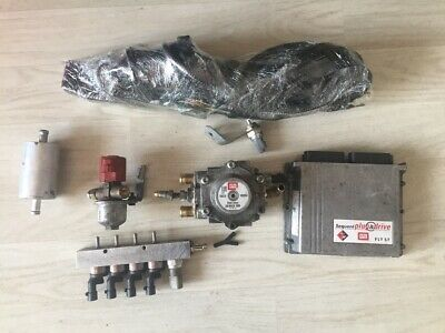 Kit Gpl Avant Complet 4 Cylindres Brc Sequent Plug & Drive D'occasion