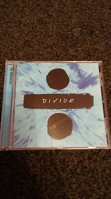 Ed sheeran cd divide