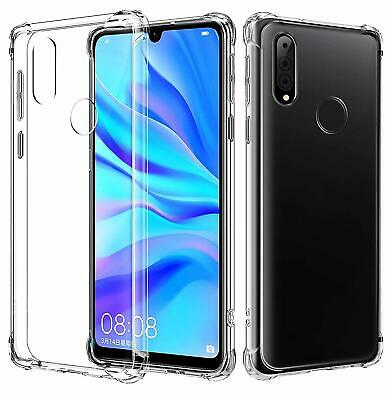 Case For Huawei P30 Lite Shockproof Slim Clear Gel Silicone Bumper Cover