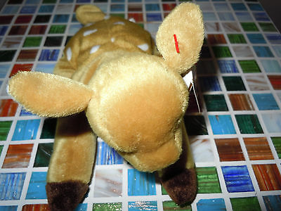 2cdcbc0f8a0 Collectible RARE Ty WHISPER Beanie Baby ERROR Hang Tag 1997 - Tush Tag 1998