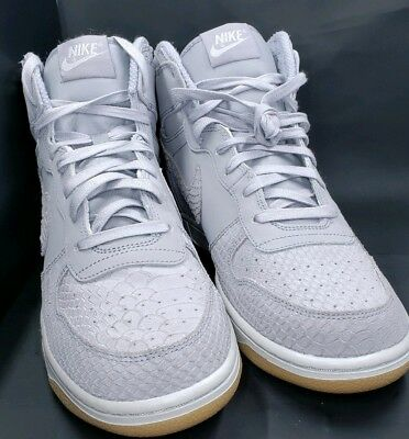 d2e0189f22c NIKE BIG NIKE High Lux Wolf Grey Basketball Shoes ( 854165 002 ...