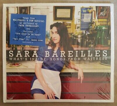 SARA BAREILLES - What's Inside: Songs From Waitress [Deluxe Package