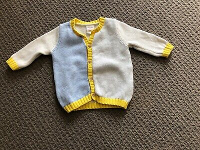 Seed Baby Cardigan, Size 3-6 Months