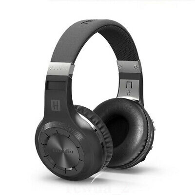 Bluetooth Wireless Headphones Bluedio 4.1 Noise Cancelling Headset Mic For Phone