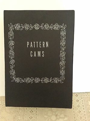 Pattern Cams For Kenmore Sewing Machine