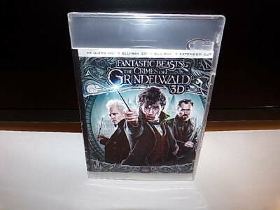 "Fantastic Beasts: Crimes of Grindelwald (DVD 2019) ""133 minutes"" Read Detail's"""
