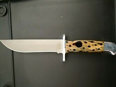 Buck 124 Frontiersman Fixed Blade Knife Custom