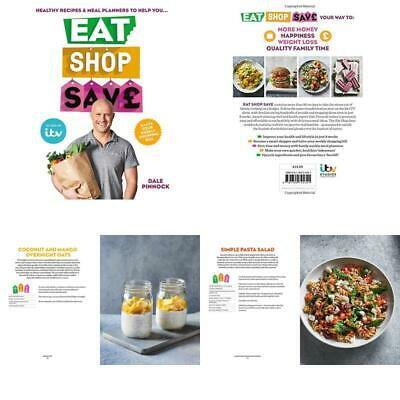 Eat Shop Save Recipes & Mealplanners To Help You Eat Healthier Paperback