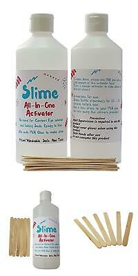 Ultimate 550Ml Slime Activator Borax For Making All Slimes All In One Activato