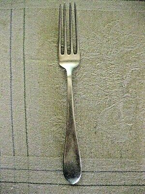 """POINTED ANTIQUE REED BARTON Dominick Haff STERLING FORK(S) 8 1/8"""" NO MONO,64 gm"""