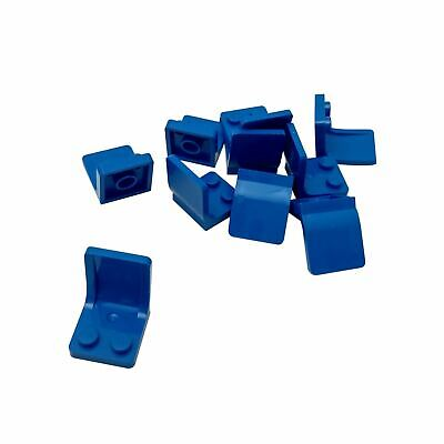 LEGO Lot of 4 Black Minifig Seats Chairs Accessories