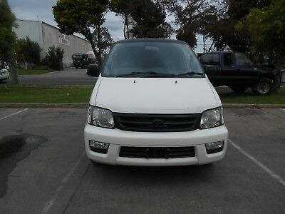 5/1999 TOYOTA SR40 SPACIA VAN *IMPORTED** WRECKING ONLY**or sell as is** V7412)