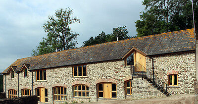 Luxury Barn Conversion Holiday Let Accommodation In Devon,Self Catering - August