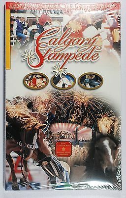 2001 Proof Calgary Stampede .925 Silver 50c - Unopened RCM Packaging