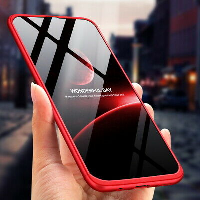For Samsung Galaxy A30 A50 M20 Protect Shockproof Hybrid Armor Back Case Cover