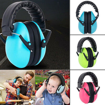 Kids Childs Baby Ear Muff Defenders Noise Reduction Comfort Festival Protecter H