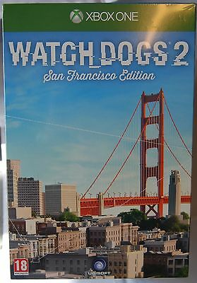 Watch Dogs 2 San Francisco Edition (Nordic) - Xbox One - game full english