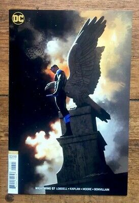 Nightwing Vol 4 #57 Scarce Jeff Dekal Variant NM Unread 1st Print Sold Out