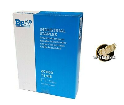71/06 Series Staples by BEA - 20,000 - CHEAPEST ON EBAY
