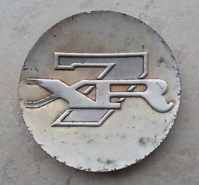 Vintage MERCURY COUGAR 7XR Emblem Car US Old Automobile