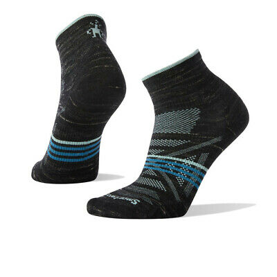 Smartwool Mujer Phd Exterior Ultra Claro Mini Calcetines Negro Deporte