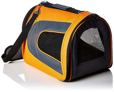 Pet Travel Carrier Small Puppies Cats Dogs Large Storage 46 29 25.4 Cm Soft Bag