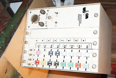 Traffic Signal Controller-Vintage-EMCO-2 Phase Good Condition