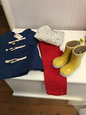 Baby Gap Paddington Bear Set
