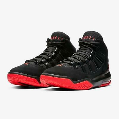 premium selection 33819 6c145 Air Jordan Max Aura - Aj 10 11 Hybrid - Aq9084 060 Black Infrared 23