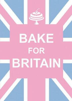 Bake for Britain - Summersdale - Good - Hardcover