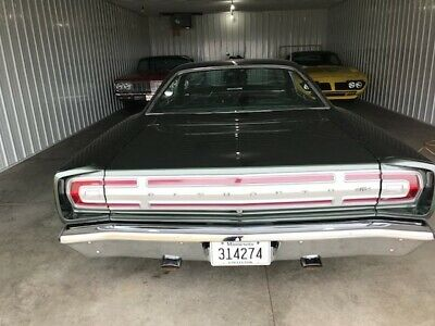 1968 GTX -ORIGINAL ENGINE AND TRANS-4 SPEED-SPECIAL ORDER C Green Plymouth GTX with 0 Miles available now!