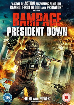 Rampage President Down DVD NEW