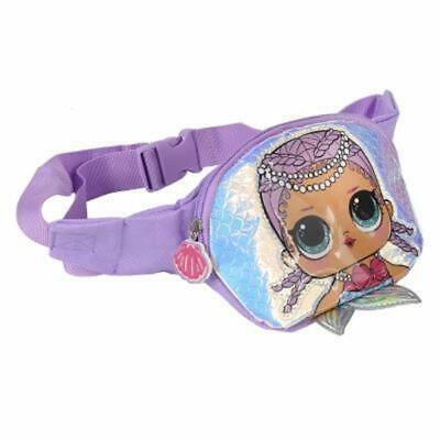 LOL Surprise! 3D Dolls Waist Pack For Girls Confetti Pop Collection Fanny Pack