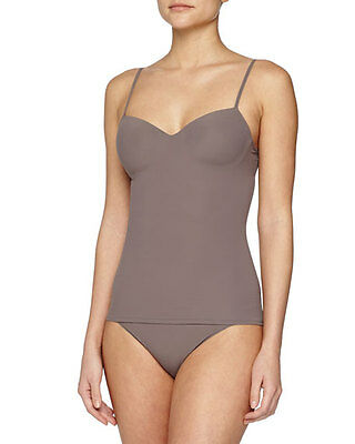 New Hanro Stretch Camisole with Built in Bra