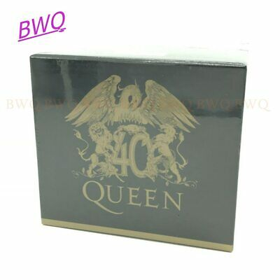 Sealed Edition The Queen 40th Anniversary 30 CD Box Set Booklets Full Collection
