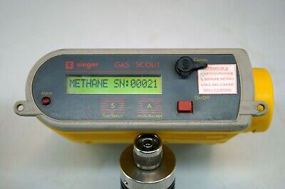 Sieger Gas Scout  Rivelatore Professionale Di Gas Metano