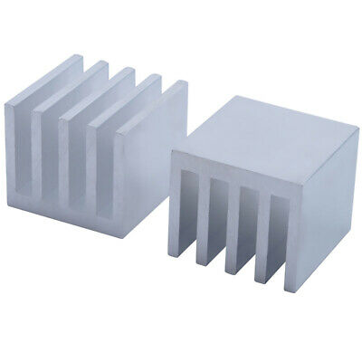 35*35*30mm Anodized Aluminium Heat Sink For Power Transistor/TO-126/TO-220/CPU